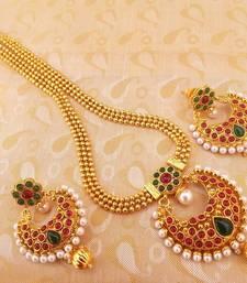 Buy Marvellous Multicolor Kemp Long Haar Set necklace-set online