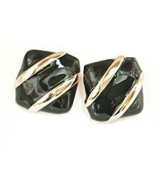 Buy Black zircon earrings Earring online