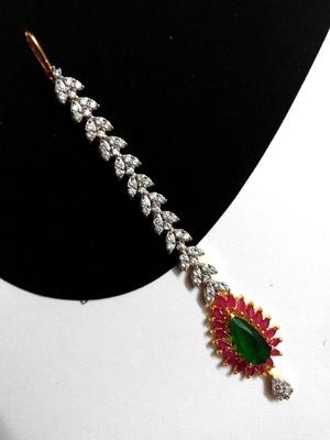 classic ruby emerald  tikka
