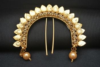Reeti Fashions - Serial Peshwa Barjirao inspired juda pin - hari accessory
