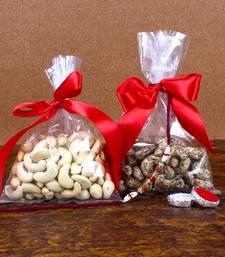Buy Tasty Cashew with Rakhi rakhi-with-sweet online