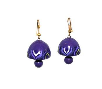 Handmade Terracotta Fashion Earrings