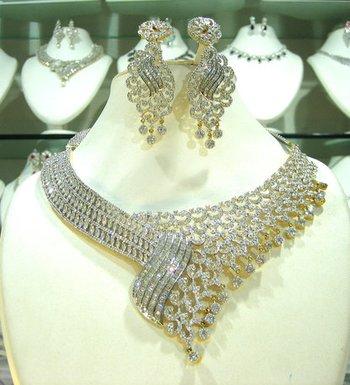 Designer American Diamonds Collection
