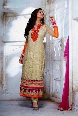 Latest trendy style salwar kameezby madhubala