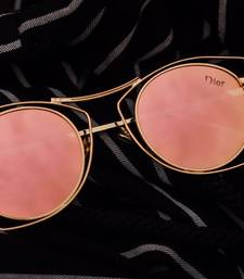 Buy ROSE GOLD SUNGLASSES 22 sunglass online