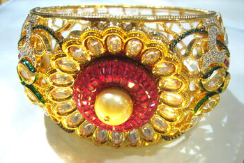 Designer Royal Bracelet Kada
