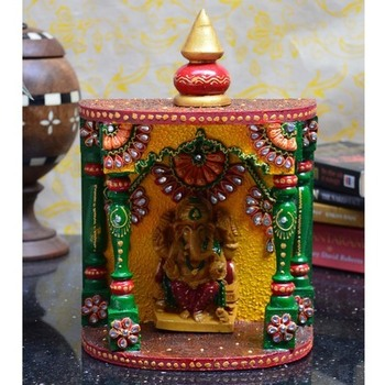 Kundan Mandir(Temple) with Lord Ganesha