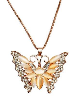 Cute bronze American Diamond Pendant