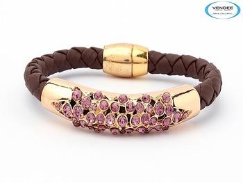 Vendee-Diamond Fashion designer Bracelets (5716A)