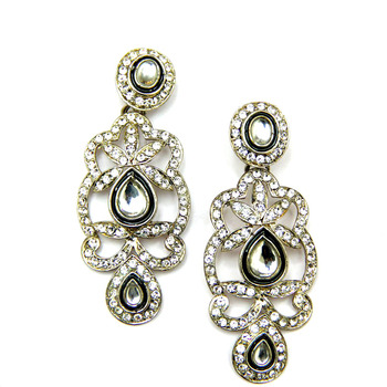 Traditional AD Earrings