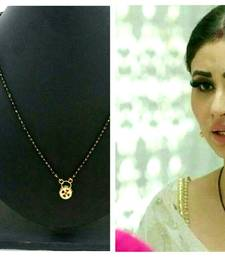 Buy Multicolor pearl mangalsutra mangalsutra online