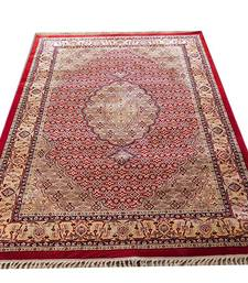 Buy FIROZ & BROTHERS BRAND NEW SILK CARPET TRADITIONAL High Quality Kashmiri Silk Carpet carpet online