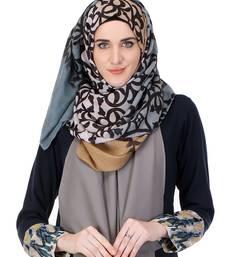 Buy Baroque grey medley hijab hijab online