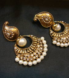 Buy Beautiful multicolor jewellery danglers-drop online