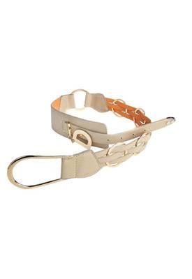 Just Women - Burlywood Womens Leather Belt