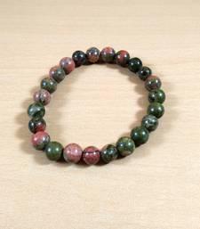 Buy Unakite Gem Bead Bracelet Size 8MMfor men & woment Chakra  Bracelet gemstone-bracelet online