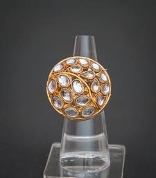 Buy Kundan ring Ring online