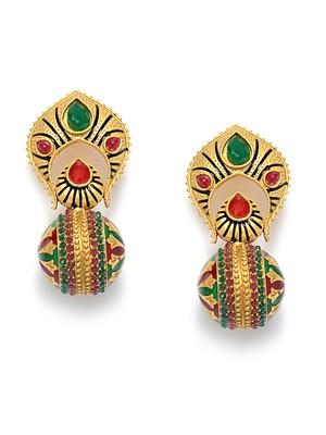 Irresistible Matte Finish Earrings