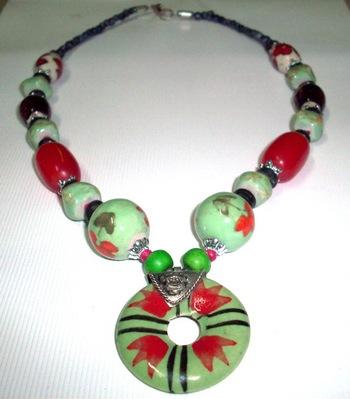 Trendy Ceramic Beads