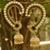 Beautiful Black colour Long Earrings