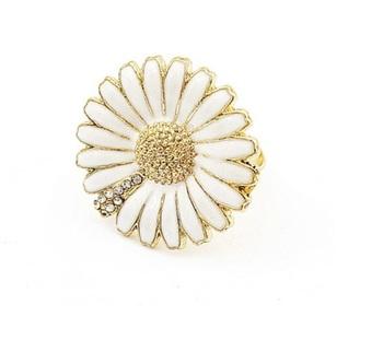 Daisy Flower Ring(CFR0013)