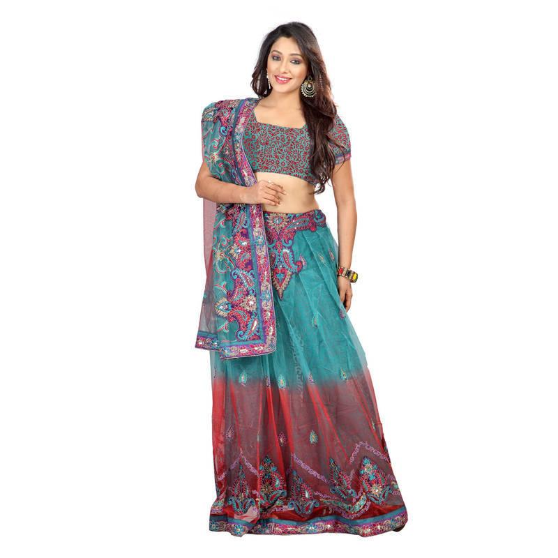 Buy Lengha Saree Online
