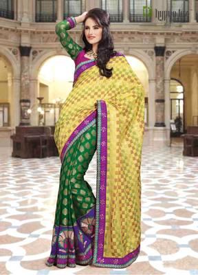 Party Wear Sari Pep1410