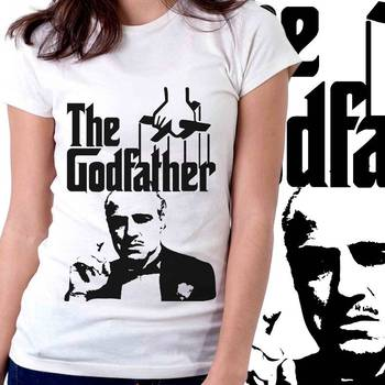 God Father Womens Graphic T-shirt