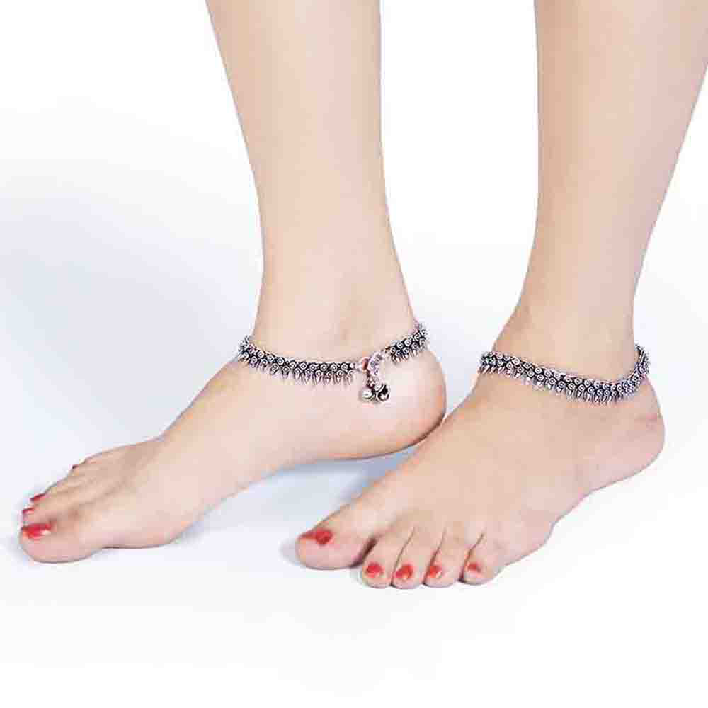 item korean pic ring plated bead steel shopping quotations anklet gold transfer new titanium get models guides simple china foot lovely bondage fashion female