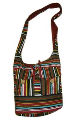 cotton multicolor bags