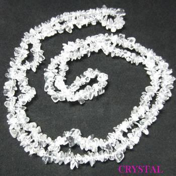 Crystal Uncut Beads