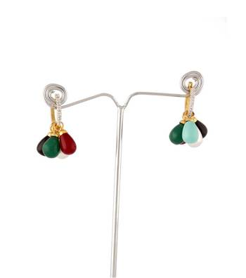 Sihiri  Multiple  Drops Earrings 2