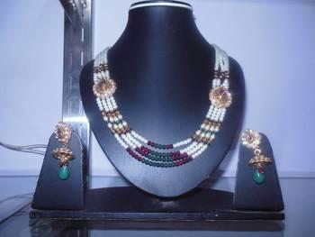 pearl antique jewellery