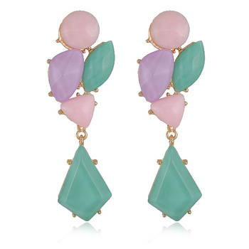 Pastel long earrings(2)