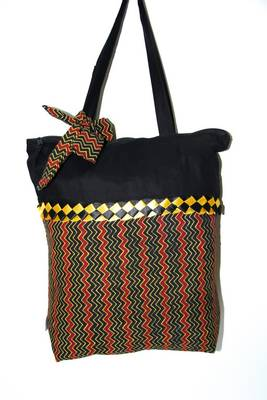 Smart Multi Coloured Handbag