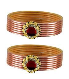 Buy sizzling bangles Color Pich bangles-and-bracelet online