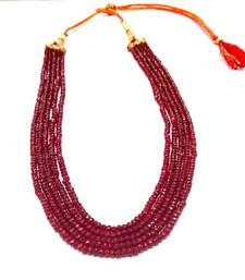 Buy Designer Ruby Colour  Strand hot-deal online