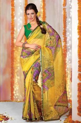 Designer Supernet Sari Jadoo1124