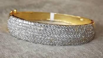 Sparkling AZ Diamond Bracelet
