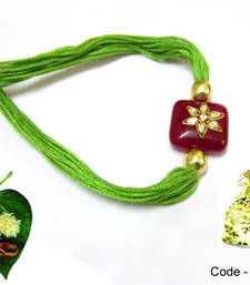 Buy Jewel Rakhi jeweled-rakhi online