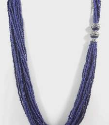 Buy Seed beads necklace Necklace online