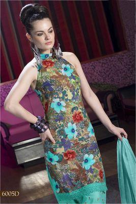 Designer Dress Material MASALA 6005 D