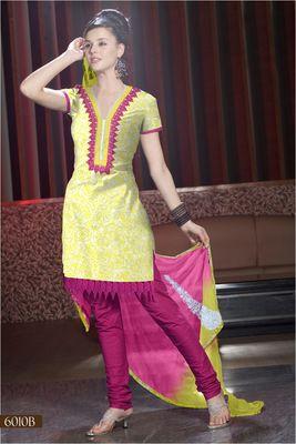 Designer Dress Material MASALA 6010 B
