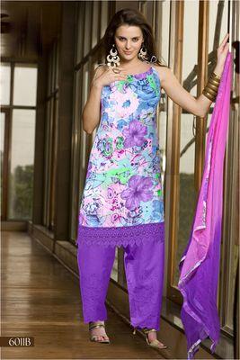 Designer Dress Material MASALA 6011 B