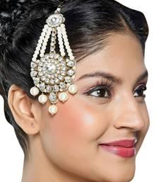Buy Antick  White Side Pasa eid-jewellery online