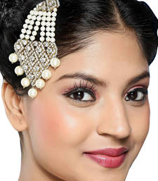 Buy Exclusive White Side Pasa pakistani-jewellery online